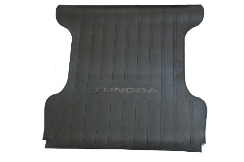 Genuine Toyota Accessories PT580-34070-SB Bed Mat for Select Tundra Models ()