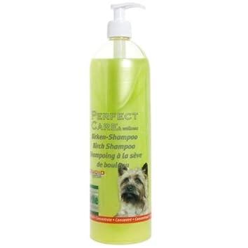 Perfect Care Champú – Abedul/Cobertizos & Caída del Cabello Cuidado Artículo para perros