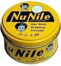 Murray's Nu Nile Hair Slick Dressing Pomade 3 oz. Jar ()