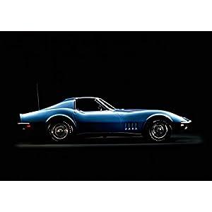 1968 Chevrolet Corvette Factory Photo