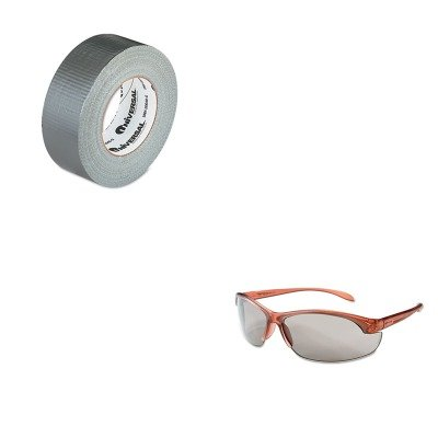 KITUNV20048GUVXW203 - Value Kit - Uvex Women's Eyewear (UVXW203) and Universal General Purpose Duct Tape (UNV20048G)