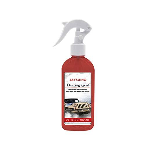 Maril NIEUWE Deicer Spray voor Auto Automobiel Deicing Liquid Agent Winter Auto Voorruit Deicer voor Voorruiten Werkt op…