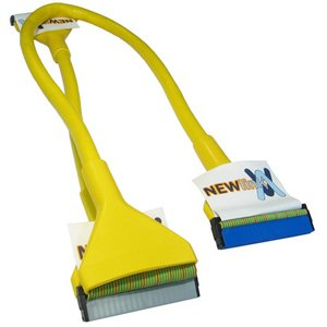 Cable-Core Rounded IDE Cable ATA-133 Fast 30 AWG 90 cm Yellow