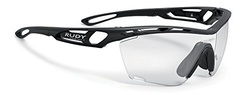 Rudy Project Tralyx Slim Glasses Matte schwarz ImpactX Photochromic 2 schwarz 2018 Fahrradbrille
