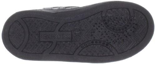 Geox J-Mania Boy P - Zapatillas de cuero niño negro - Noir - noir