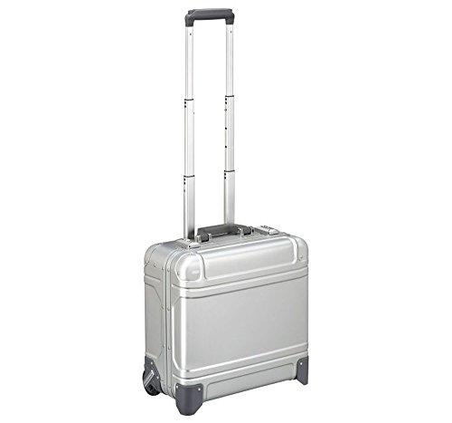 Zero Aluminum Briefcase - Zero Halliburton Geo Aluminum 3.0 17