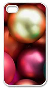 Iphone 6 plus 5.5 for kids PC Hard Shell Case Colored Decoration White Skin by Sallylotus