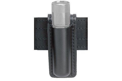 Safariland 306 Open Top Mini Flashlight Carrier, Basketweave Black, Streamlight Scorpion (Safariland Mini Flashlight)
