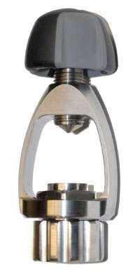 Atomic DIN to YOKE Adapter, Stainless Steel by Atomic