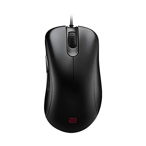 BenQ Zowie EC1 - Gaming Maus (Plug & Play, 3360 Sensor, Large) für e-Sports