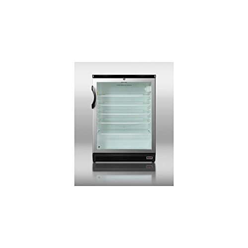 Summit SCR600BLPUB Beverage Refrigeration Glass