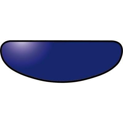 Screens Light Fog (Progrip Light-Sensitive No-Fog Helmet Shield Insert (Blue))