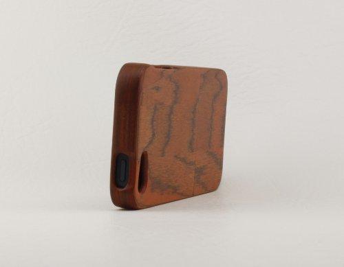 Bois Case Coque iPhone 5et 5S en bois élégant bois de rose