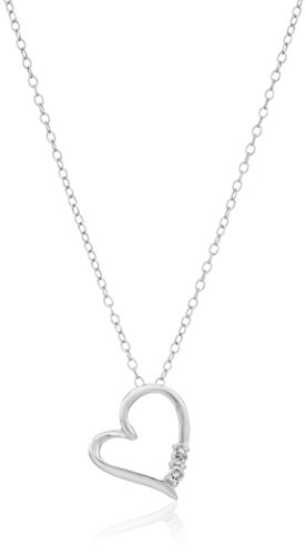 sterling-silver-diamond-2-stone-heart-pendant-necklace-1-10cttw-i-j-color-i2-i3-clarity