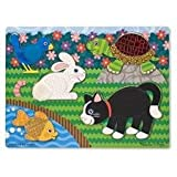 Melissa & Doug Pets Touch and Feel