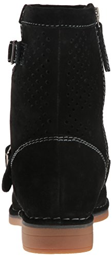 Black Boot Perf Women's Puppies Hush Suede Catelyn Aydin XC64SCWqw