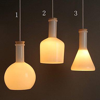 XUEXIN E271526CM1 lines m modern simplicity creative magic white glass bottle line loss lamp LED , 2