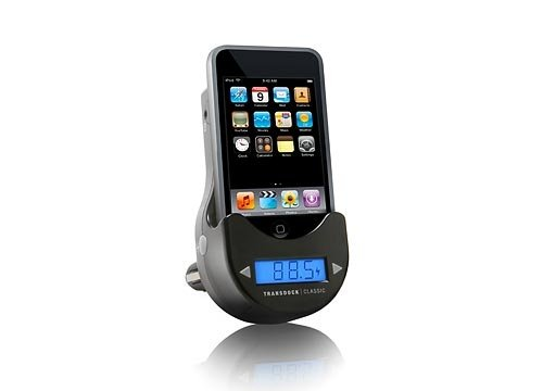 Digital Lifestyle Outfitters TransDock Classic for iPod (Black) by DLO