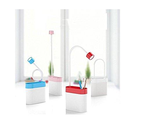 充電式LED警告灯青発光9パターン発光/5セット(マグネット充電器付) B073GPNCN5