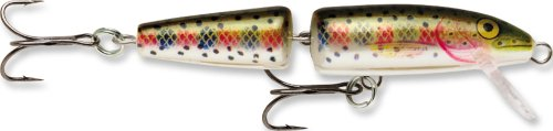 Rapala Jointed 11 Fishing lure (Rainbow Trout, Size- 4.375), Outdoor Stuffs