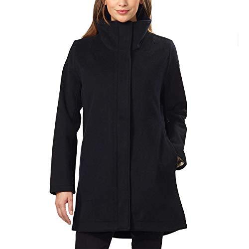 Pendleton Ladies' Water Resistant Wool Jacket (XL, Black) ()