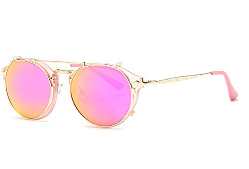 pour XIYANG de Soleil Pink Lunettes Retro Soleil Lunettes Pilot Classic Purple Hommes Nouveau Filter Design de Mirrored Polarized 5qrtrwa6