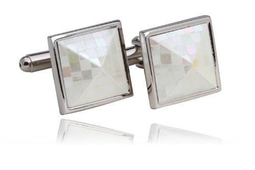 Gold Opal Cufflinks - 2