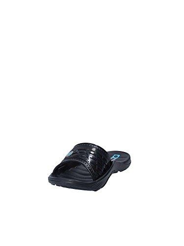 Piscina de Black Negro Sulu Lotto W 020 Playa Zapatos II y Mujer para Bx0WqcSIW