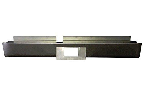 Motor City Sheet Metal - Works With 1997 1998 1999 2000-2004 Dodge Dakota Steel Rollpan w/Plate Box Center roll pan