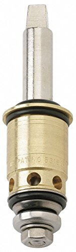 Chicago FAUCETS LH Quaturn Cartridge for Lavatory Faucets, 1 Length (in.)