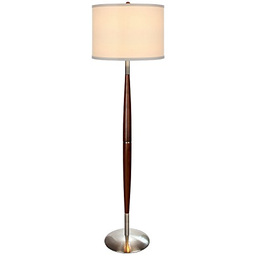 Brightech Lucas Pole Floor Lamp Key Pieces
