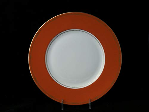 Royal Doulton by Monique Lhuillier Charms Coral Accent Plate