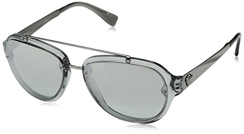 Versace Mens Sunglasses (VE4327) Grey/Silver Plastic,Nylon - Non-Polarized - - Mens Sunglasses Aviator Versace