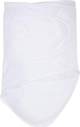 Miracle Blanket Swaddle Unisex Baby, White