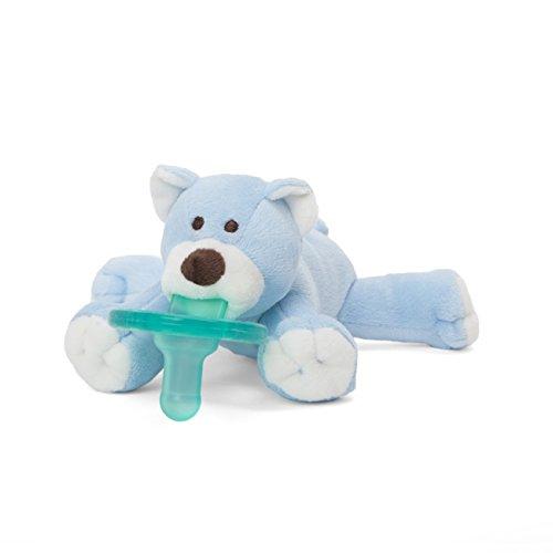 WubbaNub Blue Bear Pacifier
