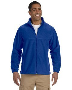Royal Blue Classic Fleece - 5