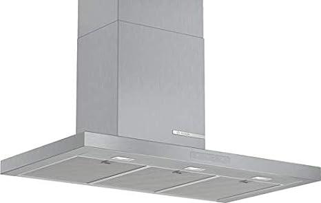 Bosch Serie 6 DWB97CM50 - Campana (430 m³/h, Canalizado/Recirculación, A, A, B, 55 dB): 343.33: Amazon.es: Hogar