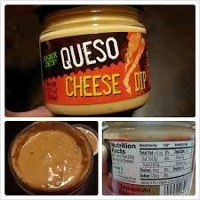 (Trader Joe's Queso Cheese Dip)