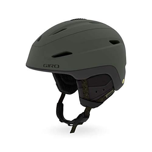 Giro Zone MIPS Snow Helmet Matte Olive/Black MD 55.5-59cm