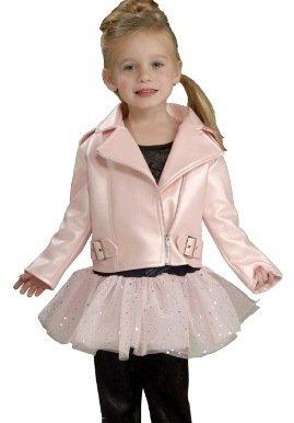 Rubie's Costume Harley Davidson Motorcycle Child's Pink Jacket, Pink, 6-12 Months