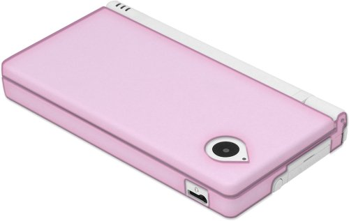 Hori NDSi Crystal Case (Clear Pink) HDL-236