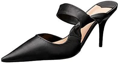 TONY BIANCO Women's Hank Ladies Shoes, Black, 6 US