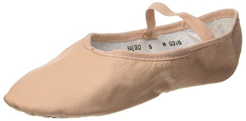 So Danca Damen Bae90 Riemchenballerinas Pink