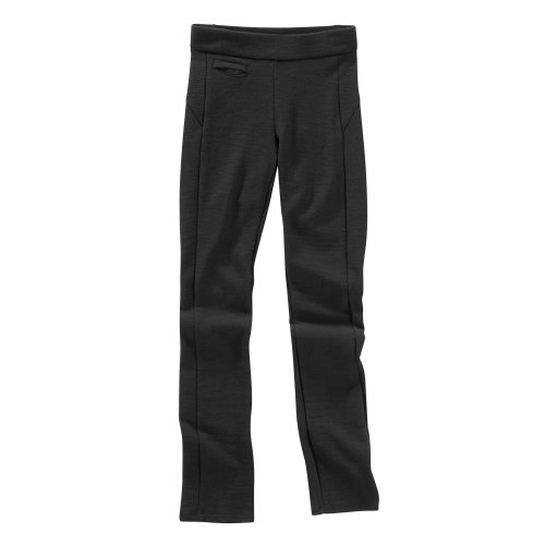 Ibex Outdoor Clothing Women's Izzi Tavern Pants, X-Large, Black by Ibex