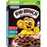 Koko Krunch Best Seller From Thailand Size 330 G.box Pack2