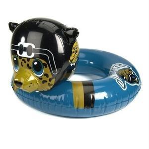 SC Sports NFL 3-6 Years Inflatable Mascot Inner Tube NFL Team: Jacksonville - Pool Floats Nfl Team