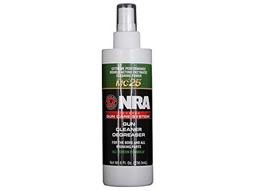Mil Comm Mc25 8 Oz Bottle   Nra Licensed Gun Care System