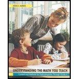 Understanding the Math You Teach