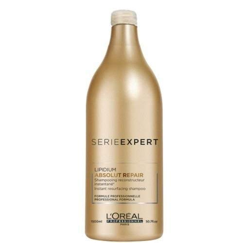 L'OREAL Serie Expert LIPIDIUM Absolut Repair Shampoo 50.7 Oz.