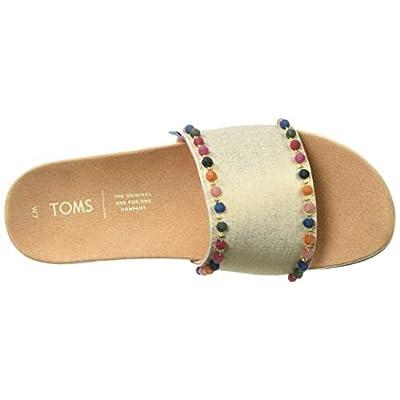 TOMS Women's Paradise Slide Sandal | Slides